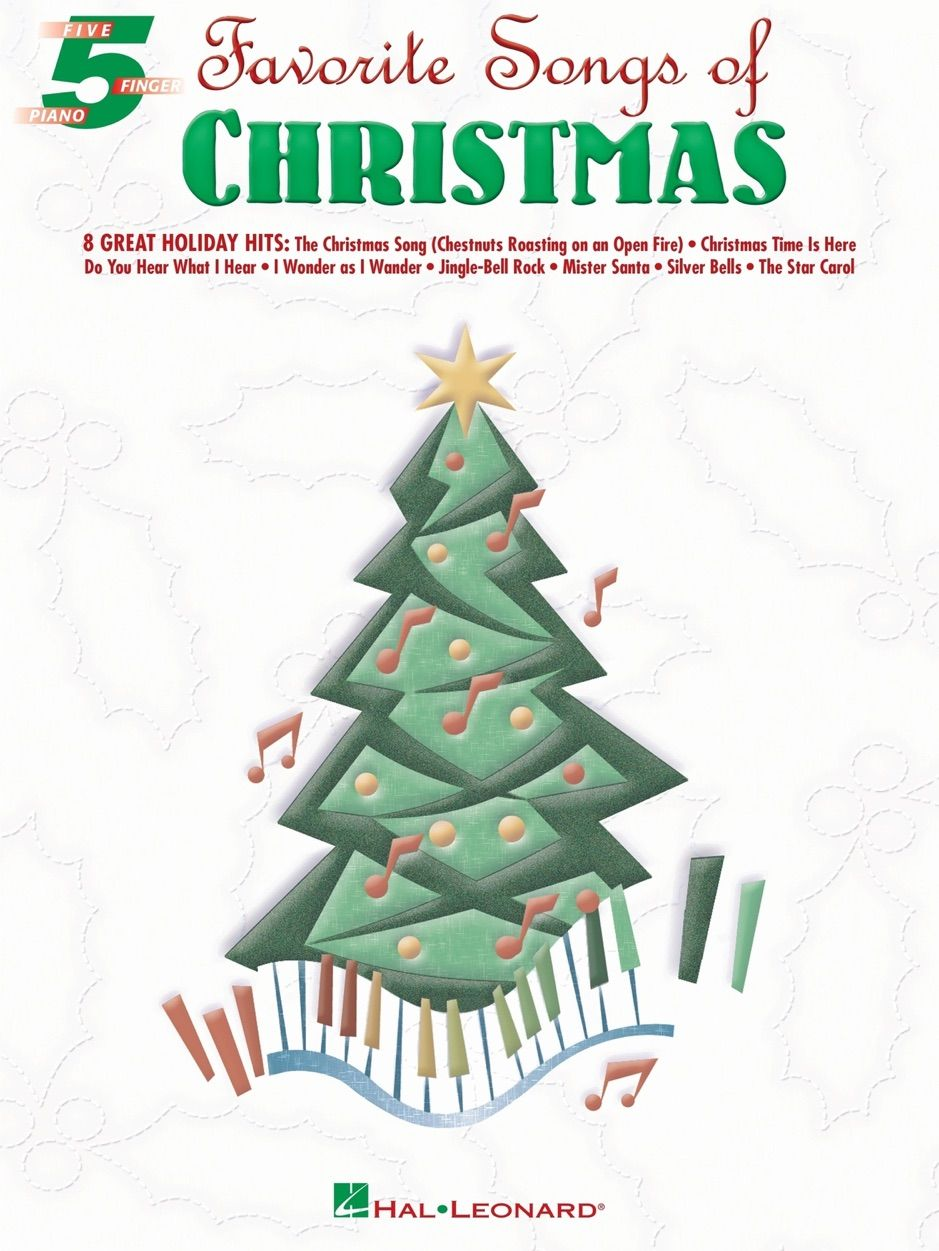 ‎Favorite Songs of Christmas (Songbook) , ad,