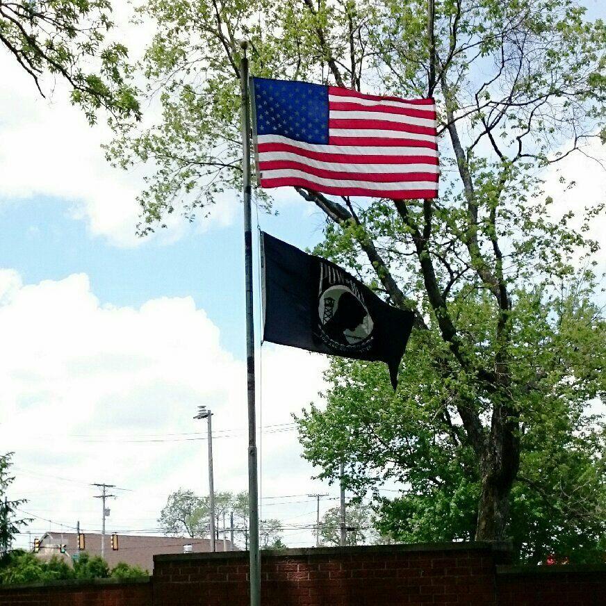 Grove city memorial park flags grove city memorial park