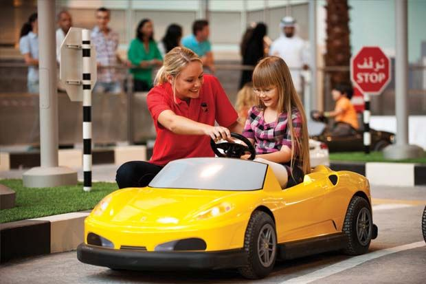 Ferrari World #AbuDhabi, #UAE