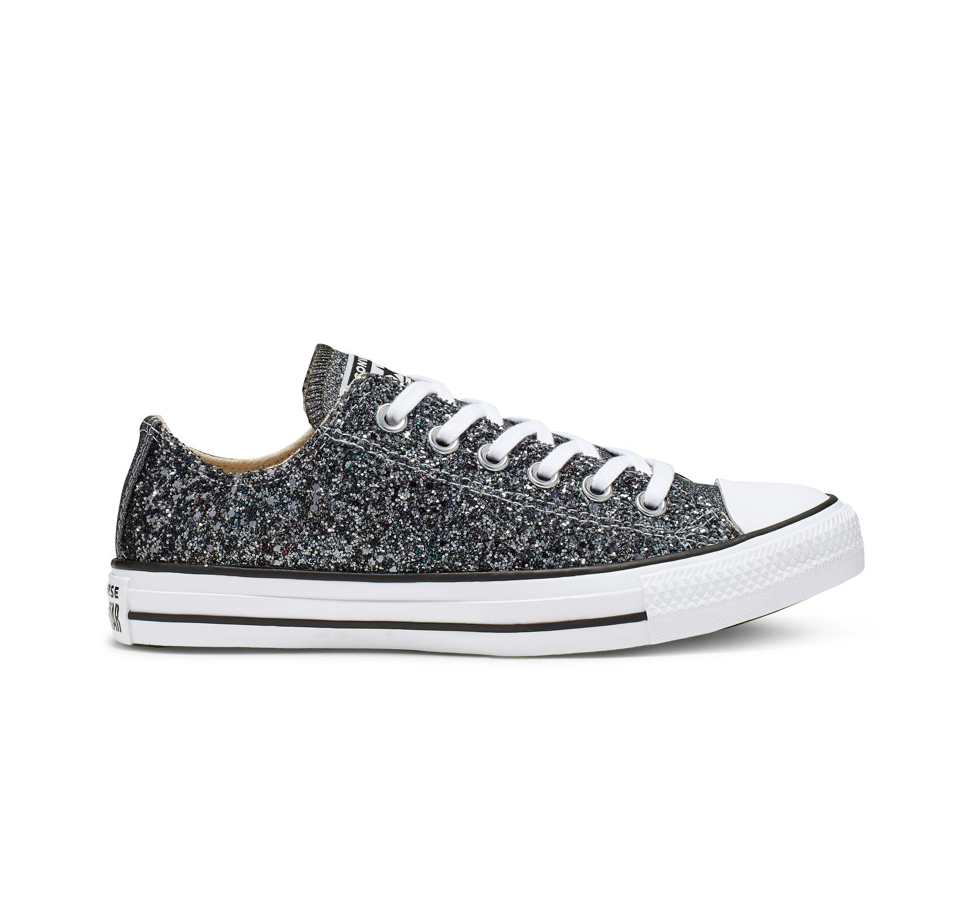 Galaxy Dust Chuck Taylor All Star   Chuck taylors, Top shoes
