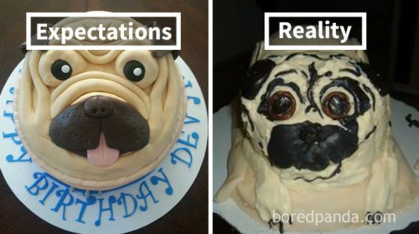 Expectations Vs Reality 30 Of The Worst Cake Fails Ever
