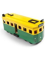 Make Me Iconic - Tram - Wooden Toy