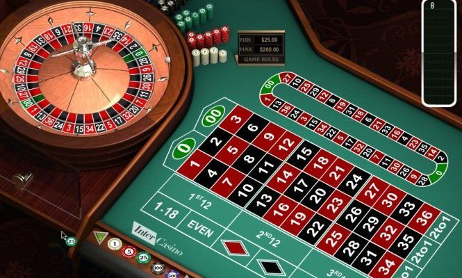 Roulette real casino internet gambling and taxes