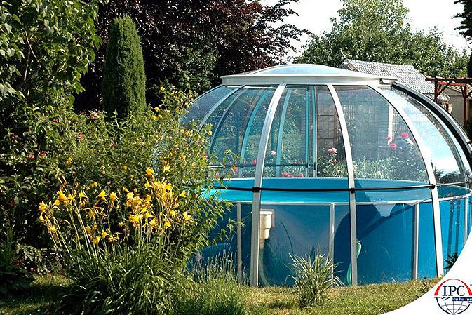 Pool Enclosure Domes Suppliers Pool Dome Swimming Pool Safety