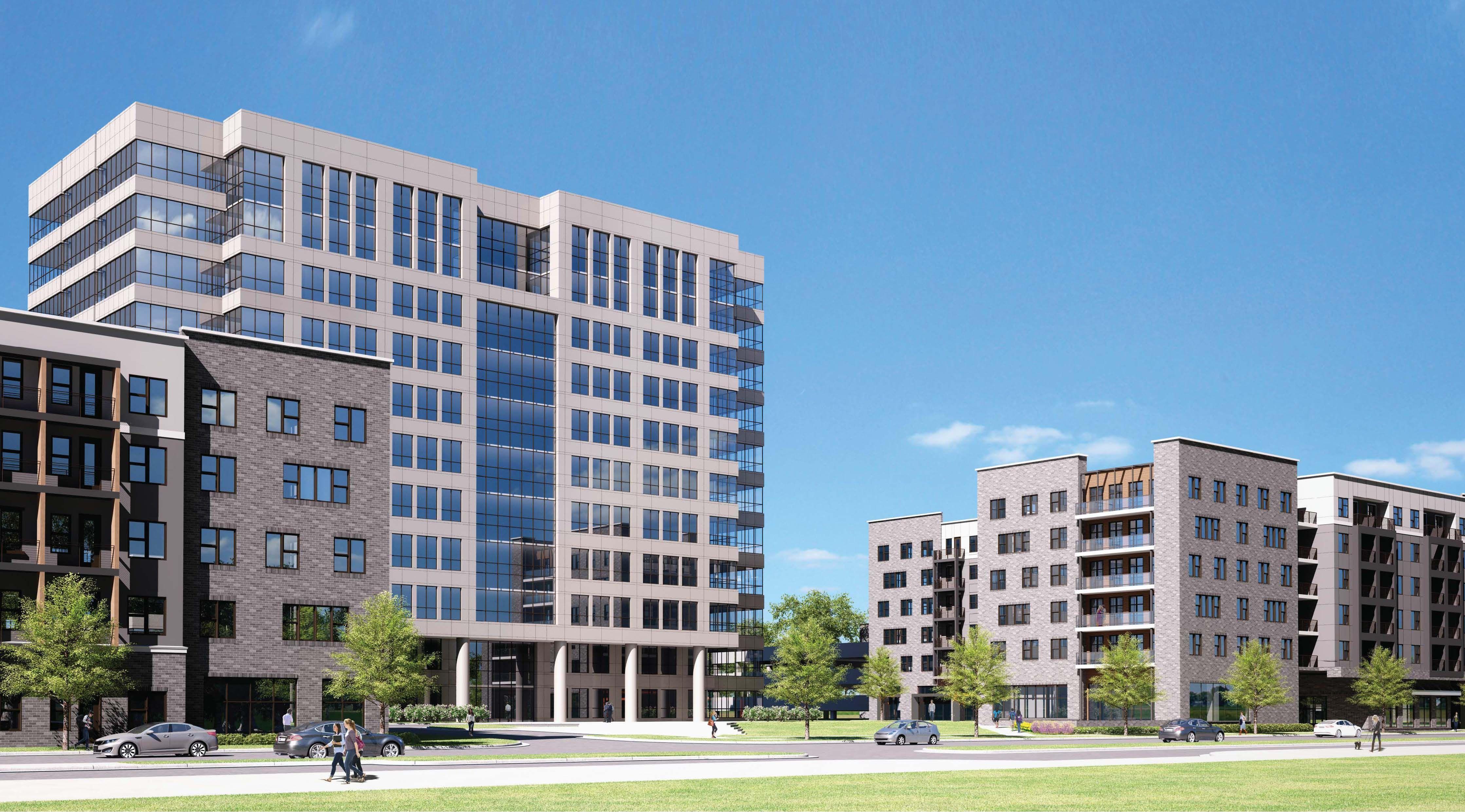 Developer plans apartments at Sandy Springs office park www.ajc.com ...
