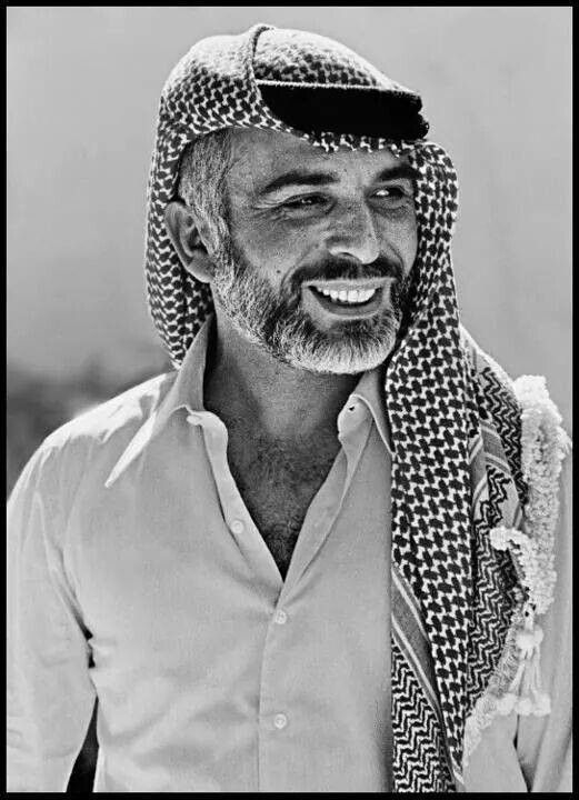 Demostrar Matemático Coherente  King Hussein of Jordan | Jordan royal family, King queen princess, Queen  noor