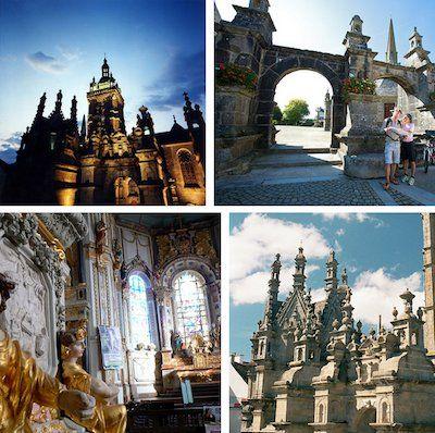 Les Enclos Paroissiaux De Bretagne Patrimoine Religieux Monts D Arree Morlaix Bretagne