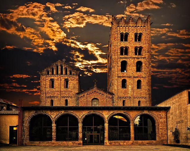 Monestir de Ripoll | Flickr: Intercambio de fotos