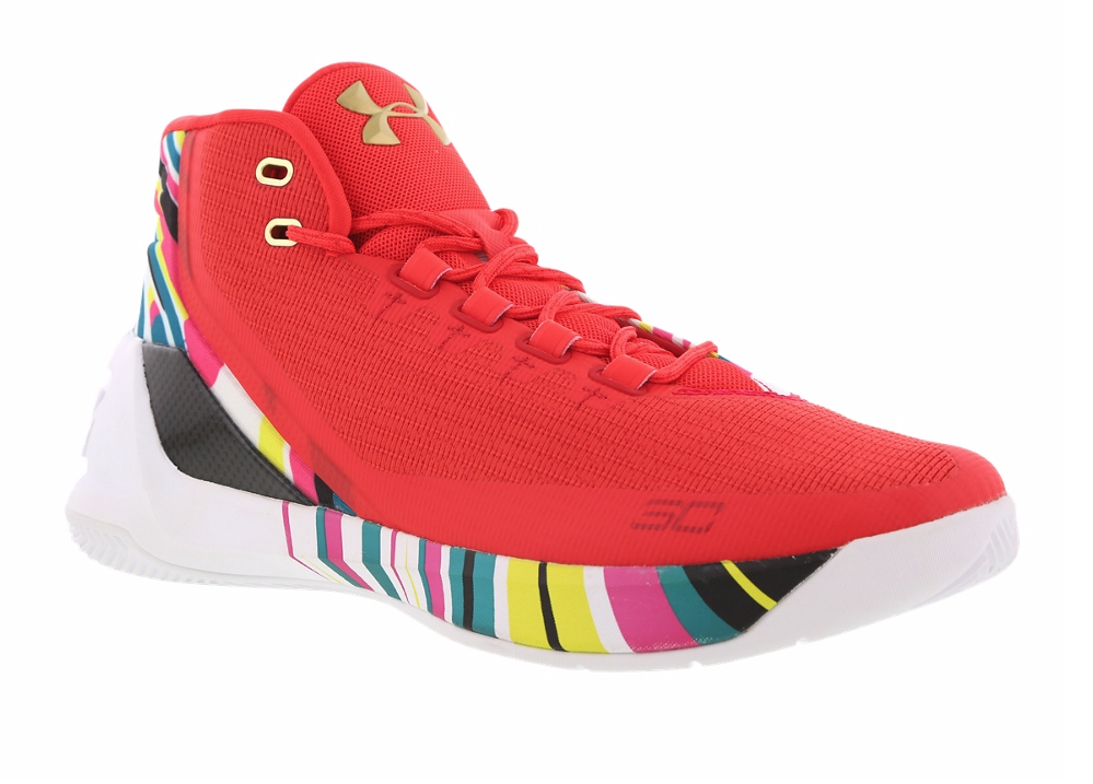 Under Armour Curry 3 Cny Chinese New Year