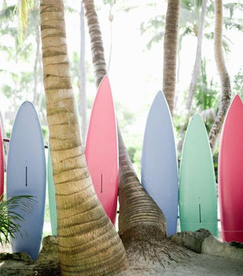 comment peindre sa planche de surf blog label park pinterest. Black Bedroom Furniture Sets. Home Design Ideas