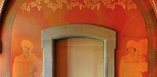 giacometti murals zurich - Google Search