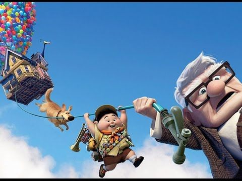Là haut film complet en francais - Film d'animation français complet