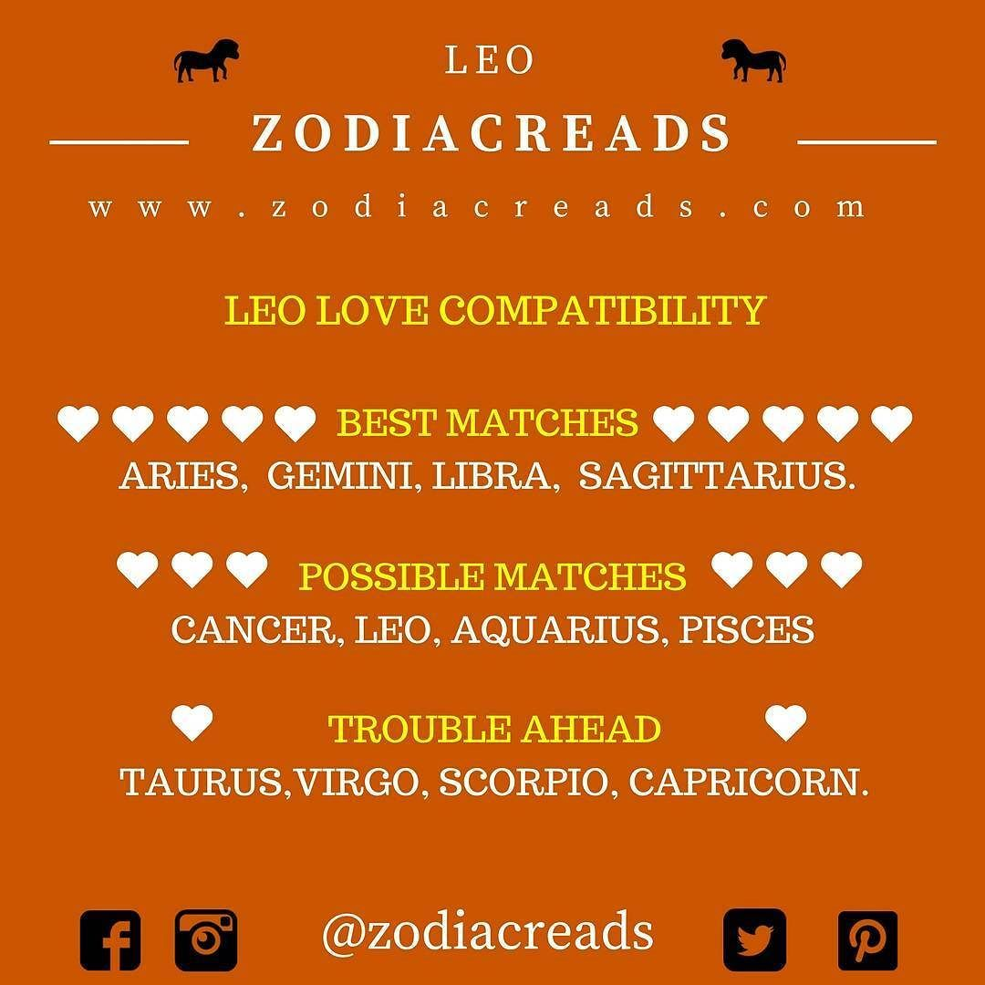 best match leo compatibility