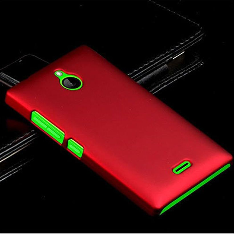 timeless design 446af b7b03 Matte Cover Cases For Nokia X2 1013 X2DS Dual SIM RM-1013 4.3 inch ...