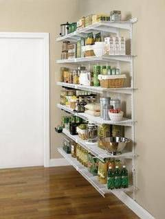 Rubbermaid Homefree 48 In X 1 9 In X 12 In White Wire Shelf Kit Lowes Com Pantry Shelving Rubbermaid Wire Shelving
