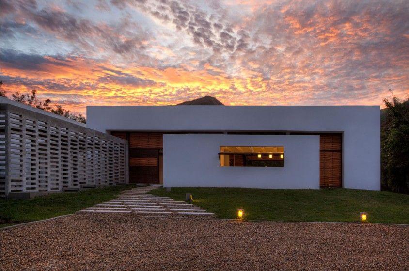 Casa Díaz - delacarrera cavanzo / arquitectura sostenible