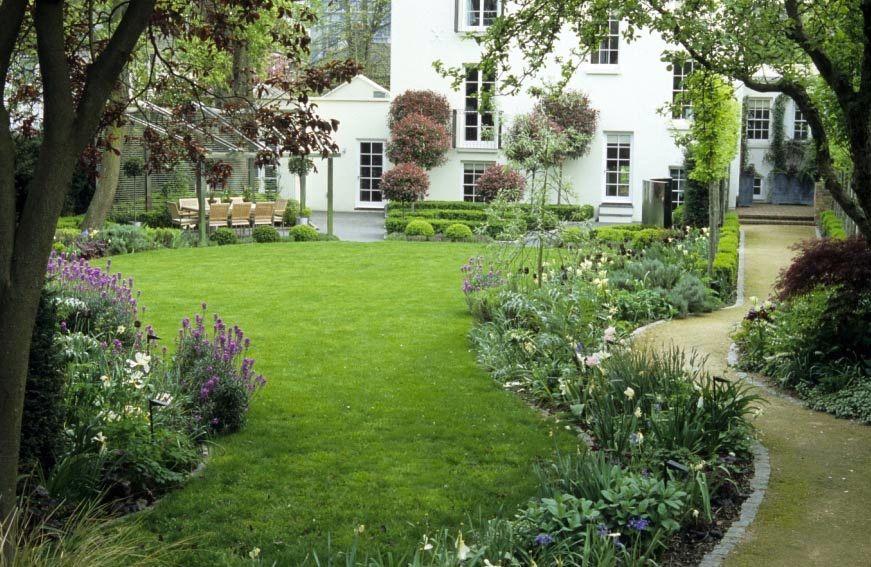 Large Scale Gardens Garden Design London Garden Ideas Large