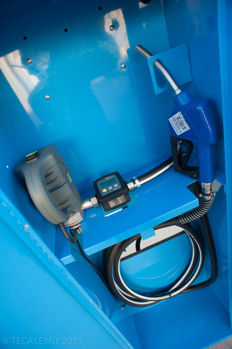 TECALEMIT DEF Pro All In One™ DEF Storage Tank Systems. A Peek Once You
