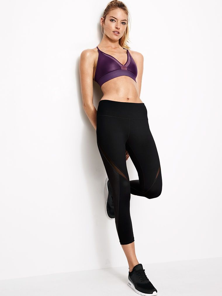 2927ea196e6db Knockout by Victoria Sport Capri FitnessApparelExpress.com ♡ Women's  Workout Clothes | Yoga Tops | Sports Bra | Yoga Pants | Motivation is here!