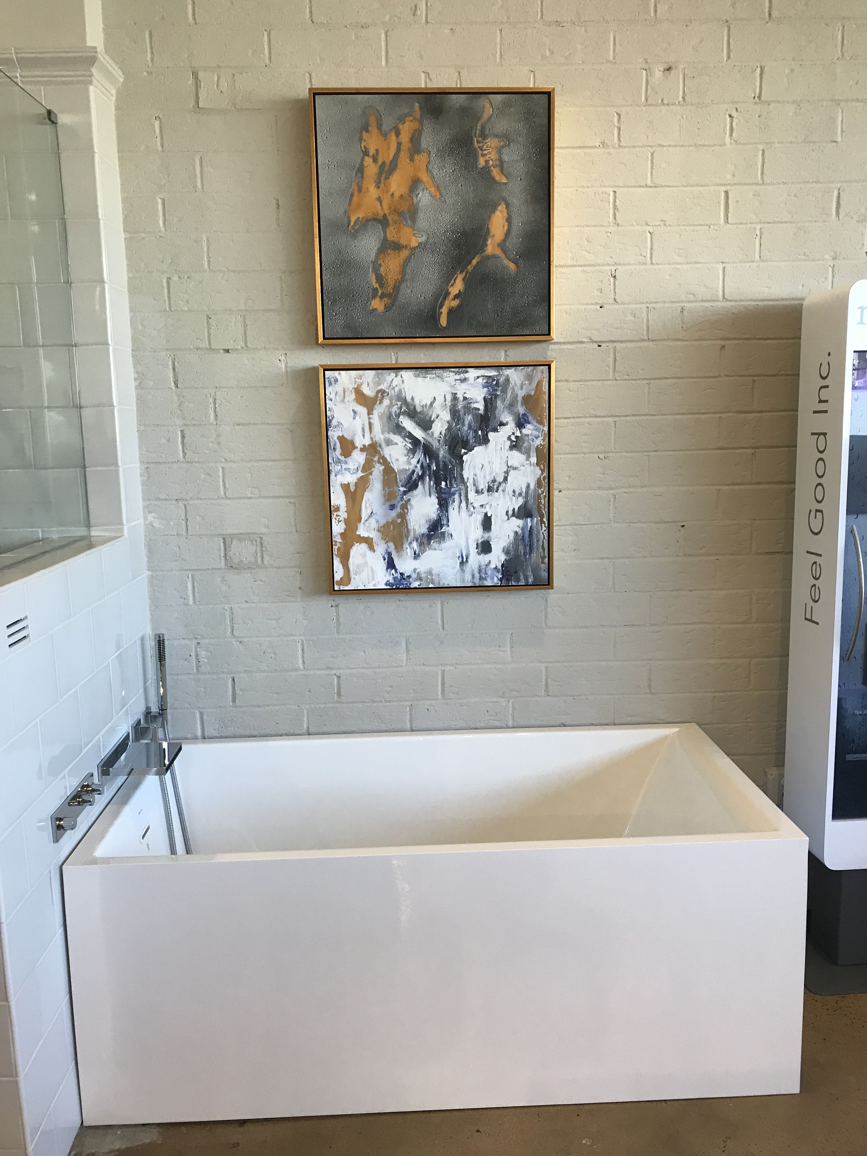 Surprising Our Live Bain Ultra Nokori Tub With Dornbracht Fittings Home Interior And Landscaping Ferensignezvosmurscom