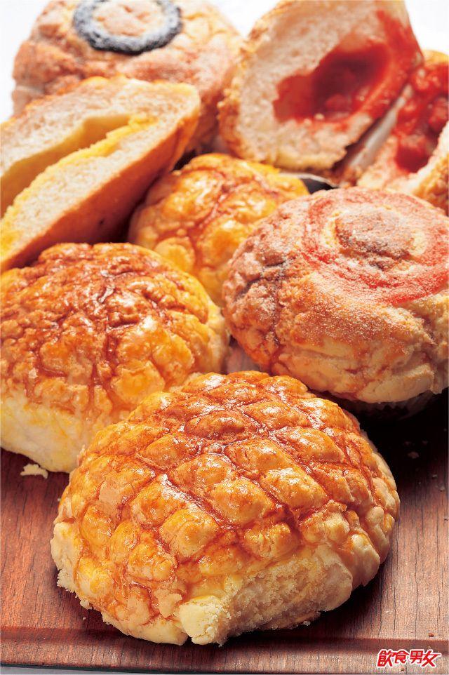 波蘿麵包專賣店「廣泰香」@北海岸