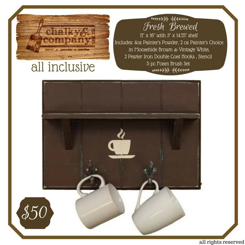 For all the coffee drinkers. A great kit!