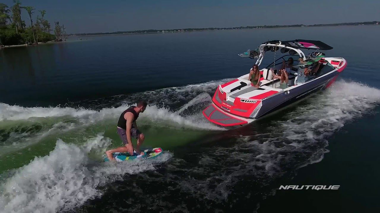 2018 Super Air Nautique 230 YouTube Boat, Air, Super