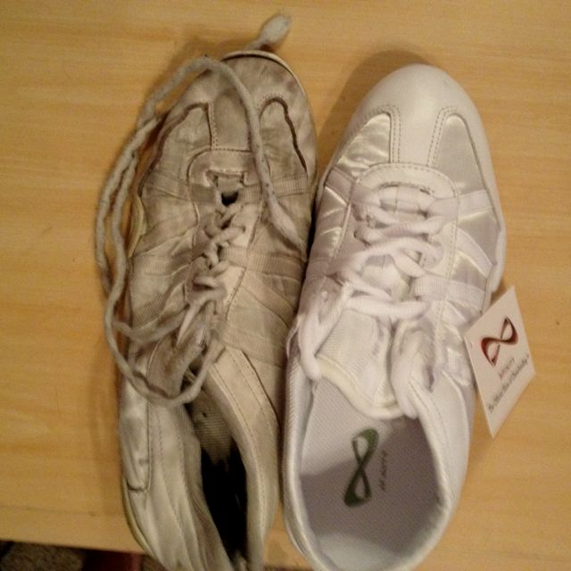 Nfinity cheer shoes, Cheer shoes