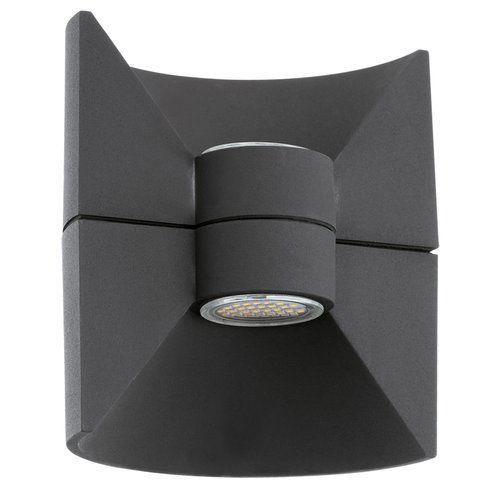 Applique da esterno LED Eglo Redondo Antracite