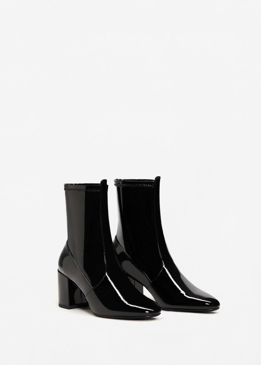 fc96dc1feac62 Botín charol - Zapatos de Mujer