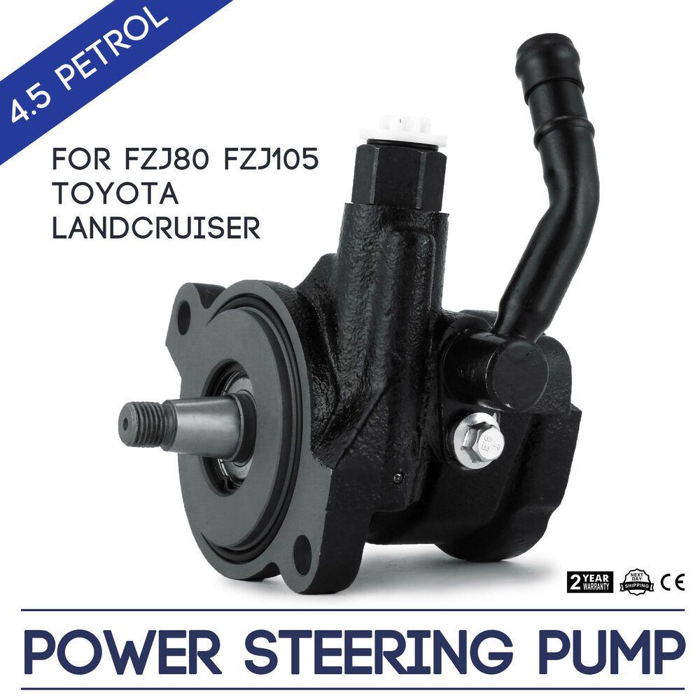 Ebay Sponsored Power Steering Pump For Fzj80 Fzj105 Toyota Landcruiser 4 5l Fits Lexus Lx450 Lexus Lx450 Land Cruiser Toyota