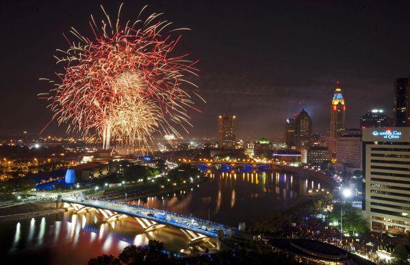 New Years Eve Columbus Ohio