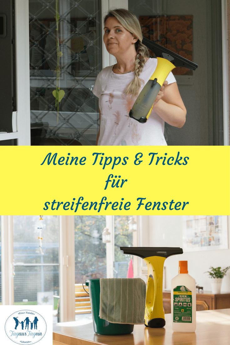 Tipps Fenster Putzen