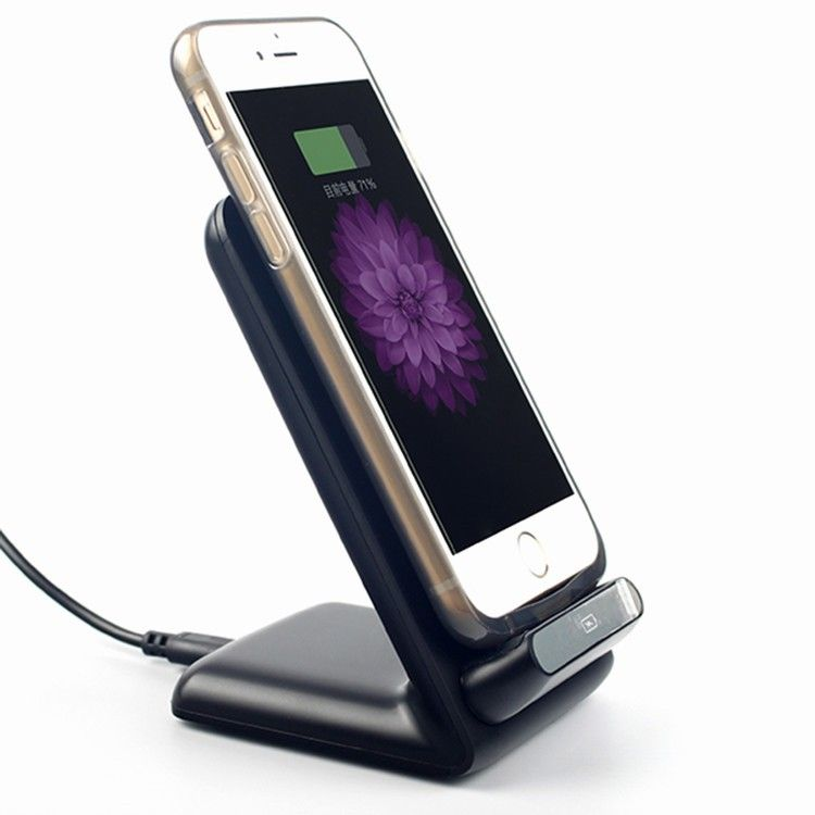 Image Result For Phone Charger Stand Office Pinterest Phone - Clever magnetic wall clock charges phone wirelessly