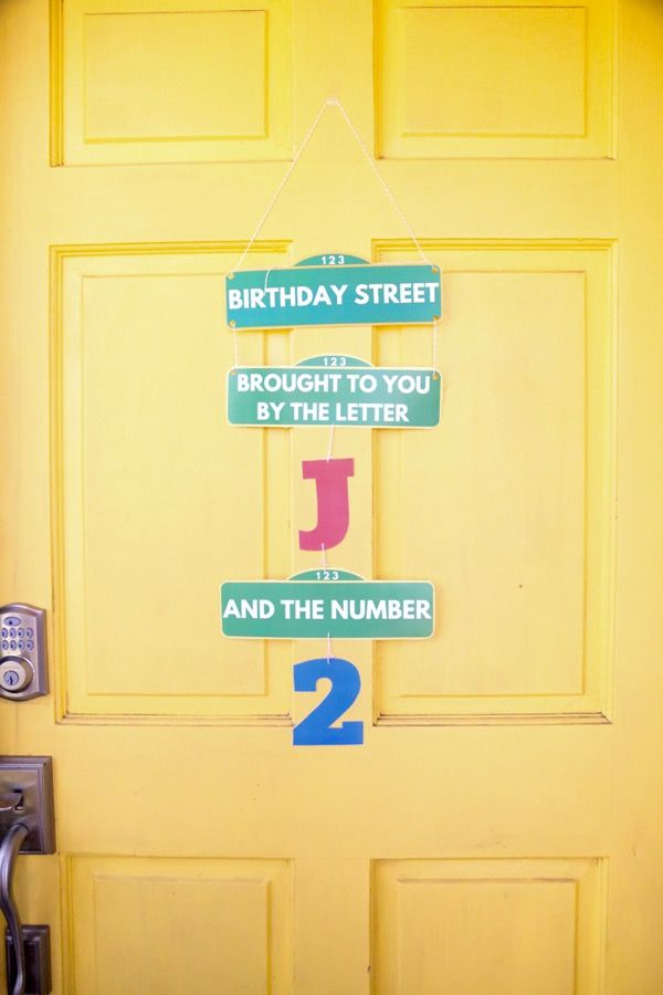 List Of Pinterest Sesame Streets Birthday Decorations Diy Free Printables Pictures Ideas
