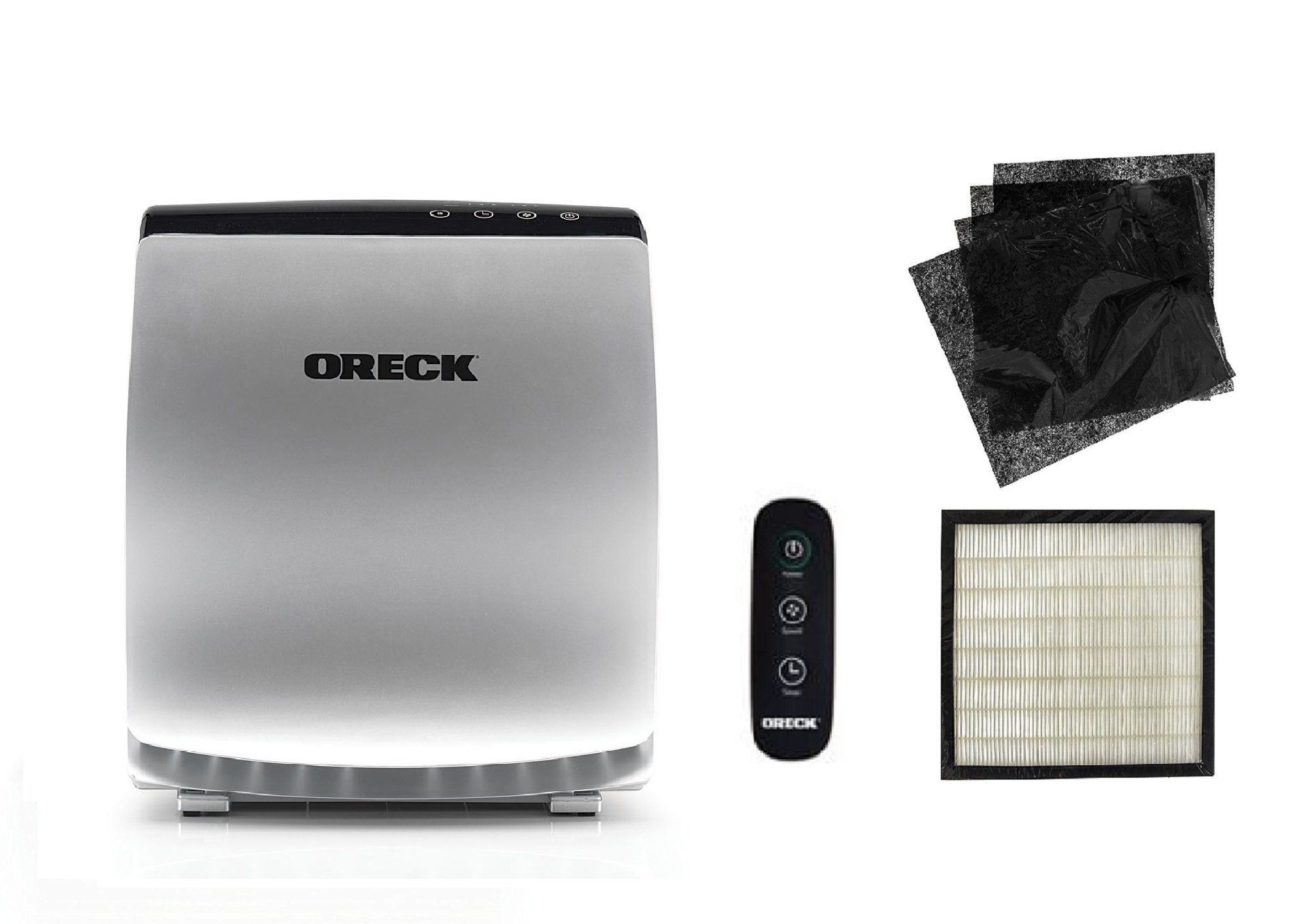 Oreck AirVantage ELITE True HEPA Charcoal and VOC Air