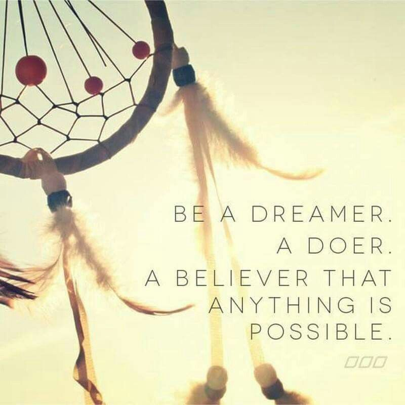 Words to live by ♡ (With images) Dream catcher quotes