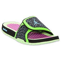 online retailer 244e4 87762 Men's Jordan Hydro 2 Slide Sandals   FinishLine.com   Flash ...