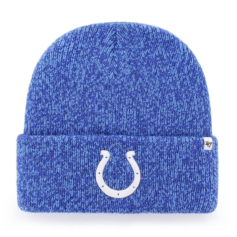 a46b3bee 47 Indianapolis Colts Beanie Brain Freeze Cuff Knit Toboggan, $21.95 ...