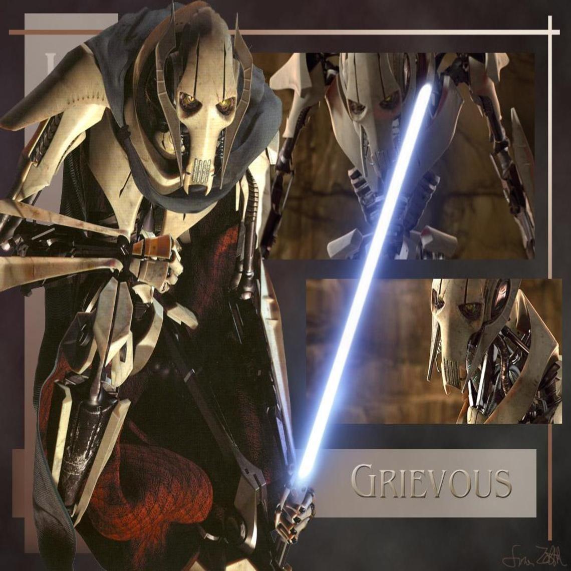 General Grievous Wallpaper: Star War 3, Star Wars, Stars