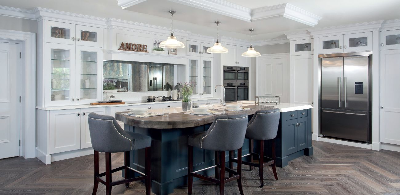 modern classic kitchen - Google Search | Tuscan kitchen ...