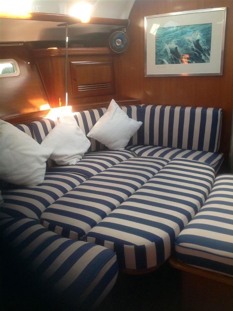 Used 2001 Beneteau Oceanis Clipper 393 For Sale In Gocek Turkey
