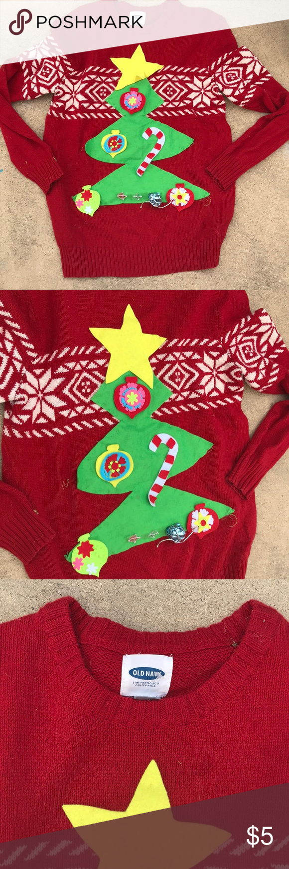 Ugly Christmas Sweater | Ugliest christmas sweaters, Navy and ...