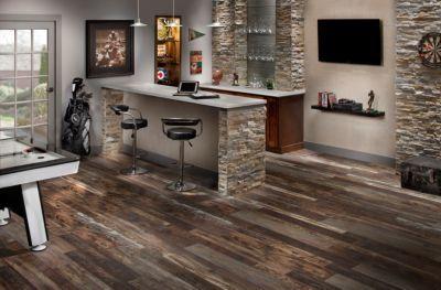 Bruce Old Homestead Random Width Laminate Floor Decor Waterproof Laminate Flooring Home Floor Decor