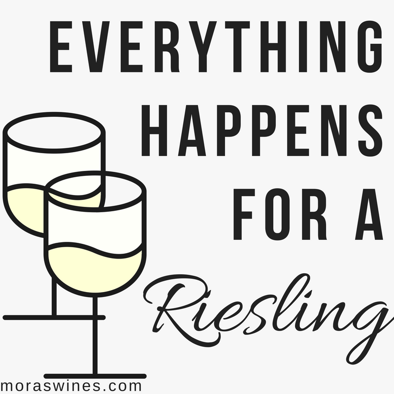 The Best Rieslings and more about this tasty, sweet wine