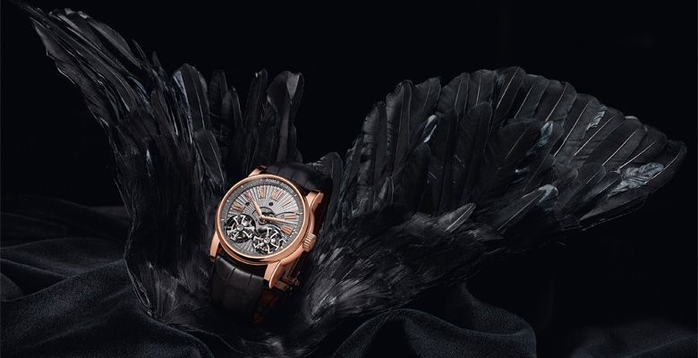 SIHH 2014: Roger Dubuis pays tribute to… Roger Dubuis