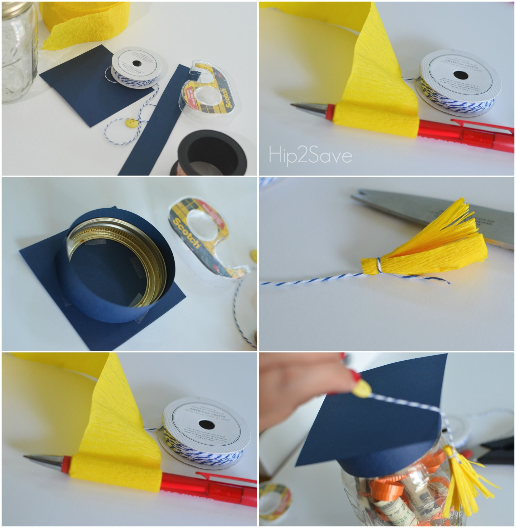 Graduation Gift Wrapping Ideas Part - 44: Grad Gifts