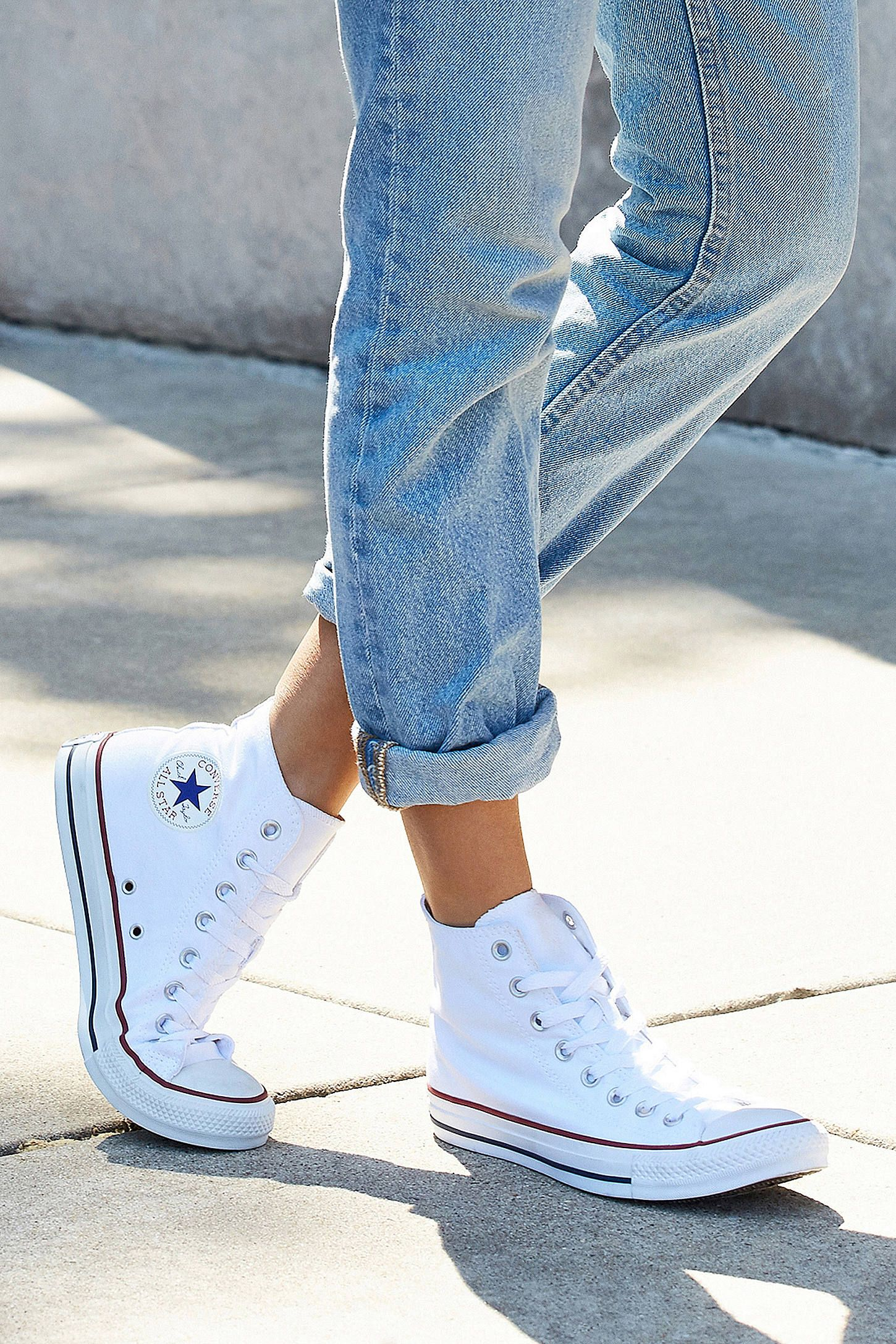 all star converse mujer gris altas