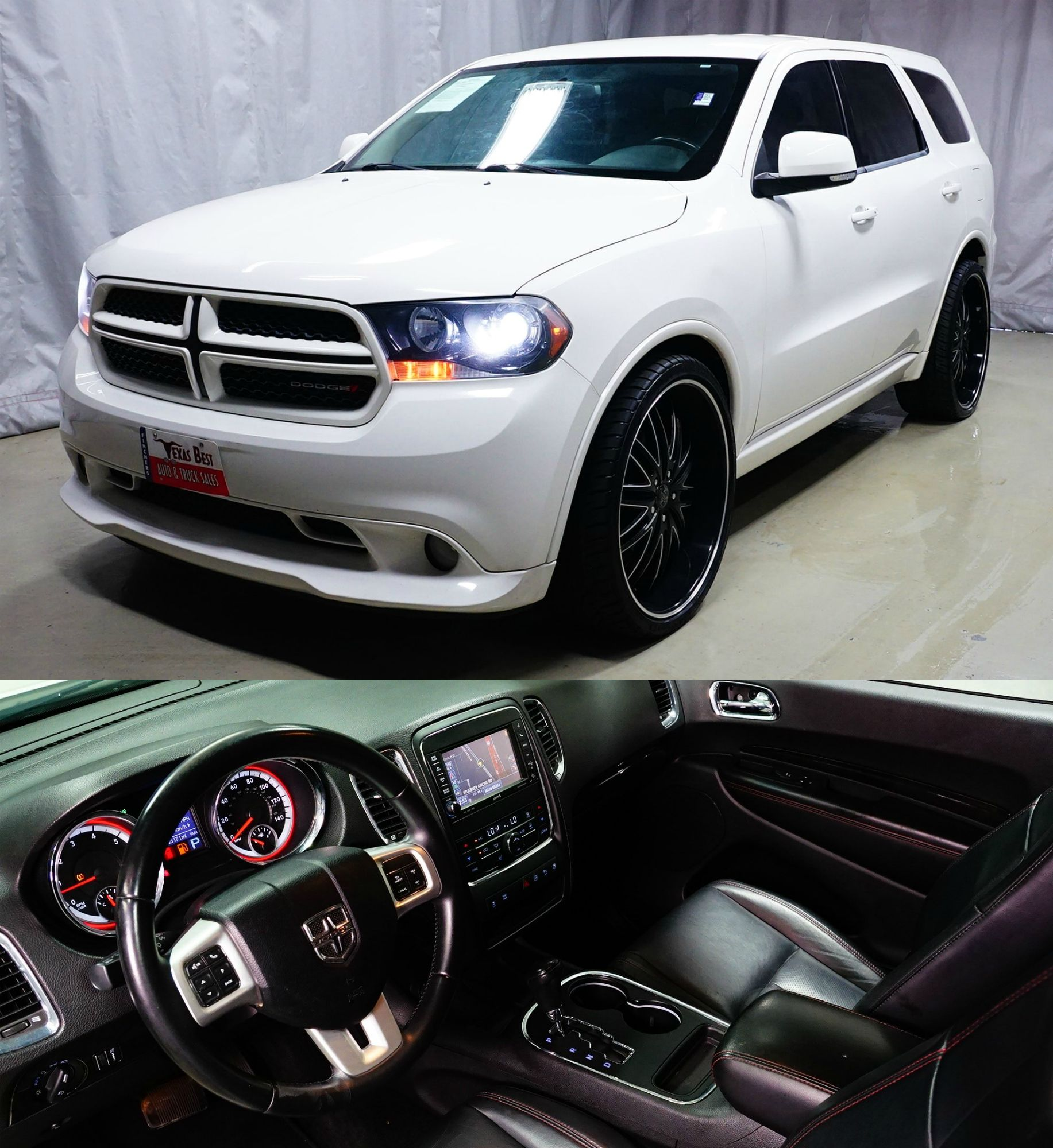Looking For An Affordable SUV? Check Out This 2012 Dodge