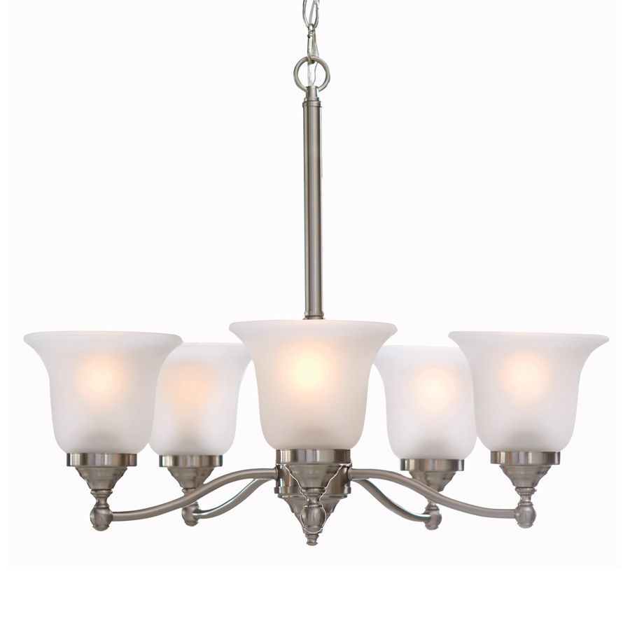 Portfolio roseall 2297 in 5 light brushed nickel etched glass portfolio roseall 2297 in 5 light brushed nickel etched glass shaded chandelier mozeypictures Image collections